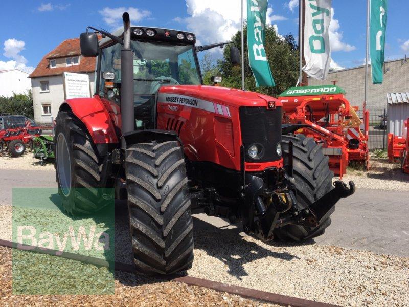 Traktor des Typs Massey Ferguson 7490 Dyna VT, Gebrauchtmaschine in Dinkelsbühl (Bild 2)