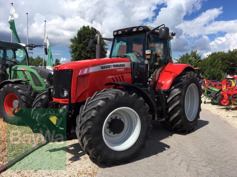 Traktor des Typs Massey Ferguson 7490 Dyna VT, Gebrauchtmaschine in Dinkelsbühl (Bild 13)