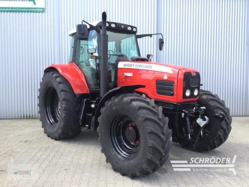 Traktor типа Massey Ferguson 7490 DYNA-VT, Gebrauchtmaschine в Wildeshausen (Фотография 1)