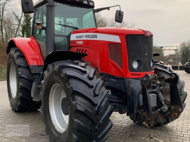 Traktor des Typs Massey Ferguson 7495 DYNA VT Allrad Traktor, Gebrauchtmaschine in Bramsche (Bild 1)