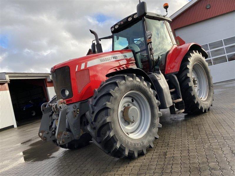 Traktor a típus Massey Ferguson 7495 Dyna VT GODE DÆK OG FRONT PTO!, Gebrauchtmaschine ekkor: Aalestrup (Kép 1)