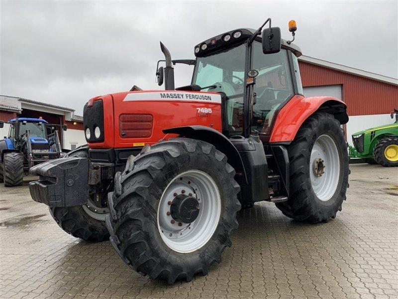 Traktor des Typs Massey Ferguson 7495 Dyna VT PÅ VEJ HJEM!, Gebrauchtmaschine in Aalestrup (Bild 1)