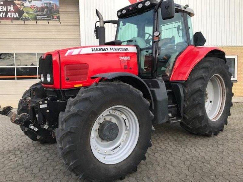 Traktor типа Massey Ferguson 7495 Dyna VT, Gebrauchtmaschine в Ringe (Фотография 1)