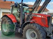 Traktor des Typs Massey Ferguson 7495 Dyna-VT, Gebrauchtmaschine in Rain