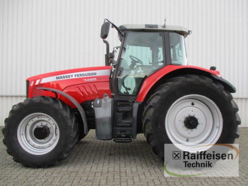 Traktor типа Massey Ferguson 7495 Dyna-VT, Gebrauchtmaschine в Holle (Фотография 1)