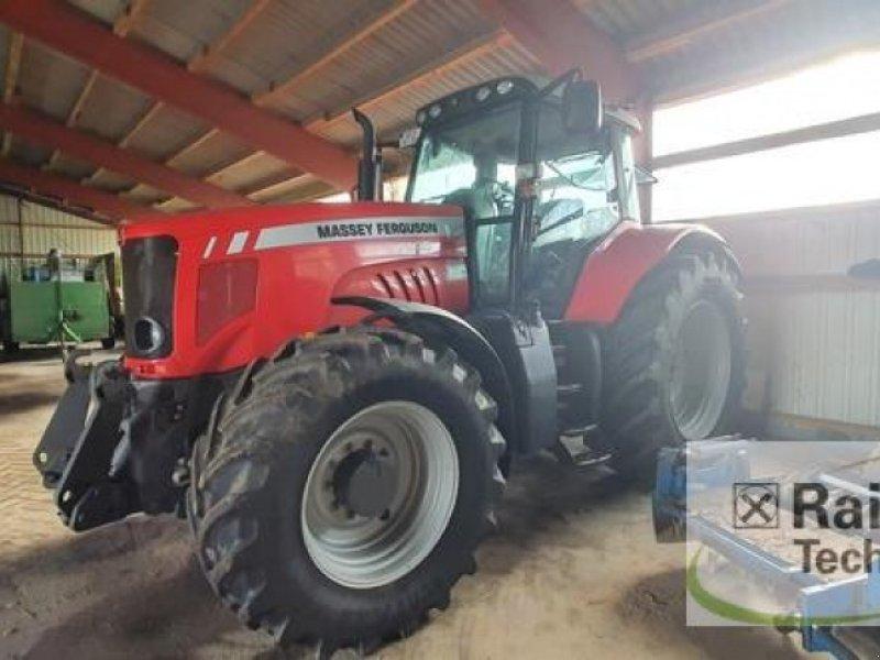 Traktor des Typs Massey Ferguson 7495 Dyna VT, Gebrauchtmaschine in Kisdorf (Bild 1)