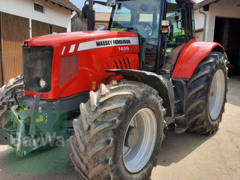 Traktor des Typs Massey Ferguson 7499 VT, Gebrauchtmaschine in Rain (Bild 1)
