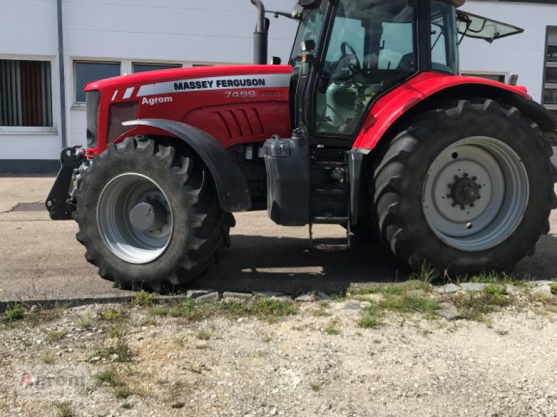 Traktor des Typs Massey Ferguson 7499, Gebrauchtmaschine in Kirchen-Hausen (Bild 1)