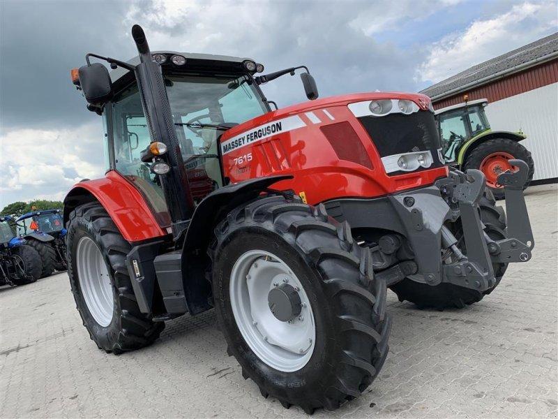 Traktor типа Massey Ferguson 7615 Dyna VT KUN 1500 TIMER! DK FRA NY OG FULD AFFJEDRING!, Gebrauchtmaschine в Aalestrup (Фотография 5)