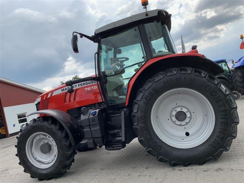 Traktor типа Massey Ferguson 7615 Dyna VT KUN 1500 TIMER! DK FRA NY OG FULD AFFJEDRING!, Gebrauchtmaschine в Aalestrup (Фотография 6)