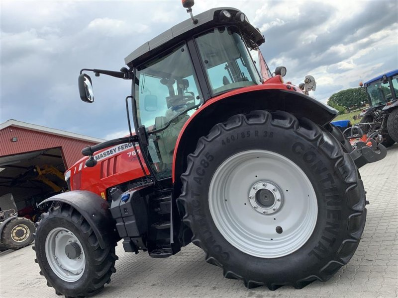 Traktor типа Massey Ferguson 7615 Dyna VT KUN 1500 TIMER! DK FRA NY OG FULD AFFJEDRING!, Gebrauchtmaschine в Aalestrup (Фотография 8)