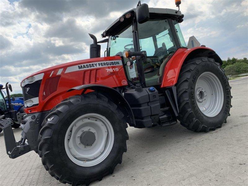 Traktor типа Massey Ferguson 7615 Dyna VT KUN 1500 TIMER! DK FRA NY OG FULD AFFJEDRING!, Gebrauchtmaschine в Aalestrup (Фотография 2)