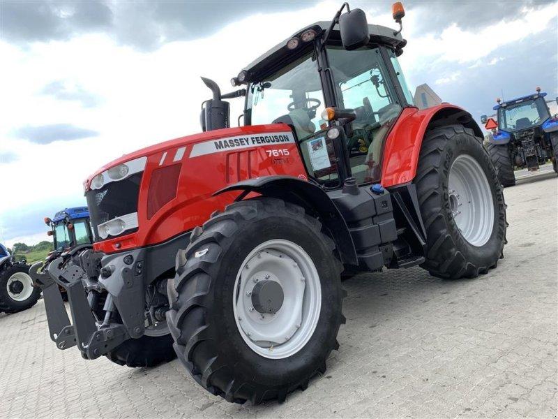 Traktor типа Massey Ferguson 7615 Dyna VT KUN 1500 TIMER! DK FRA NY OG FULD AFFJEDRING!, Gebrauchtmaschine в Aalestrup (Фотография 1)