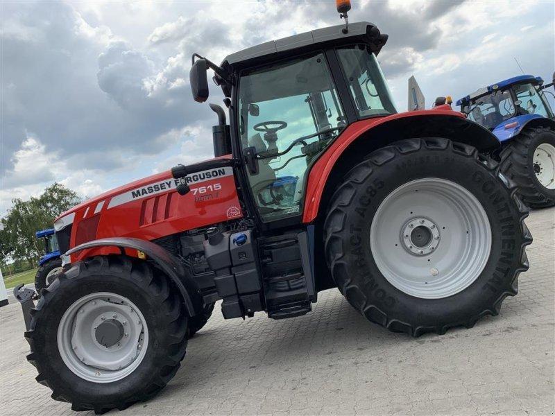Traktor типа Massey Ferguson 7615 Dyna VT KUN 1500 TIMER! DK FRA NY OG FULD AFFJEDRING!, Gebrauchtmaschine в Aalestrup (Фотография 4)