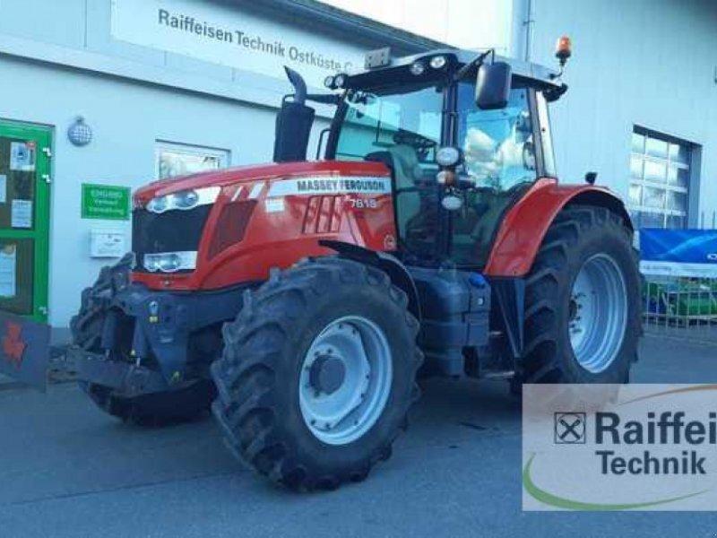 Traktor des Typs Massey Ferguson 7615 Dyna VT, Gebrauchtmaschine in Eckernförde (Bild 1)