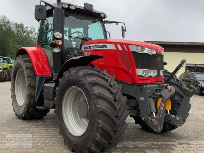 Traktor типа Massey Ferguson 7616 DYNA 6 Allrad, Gebrauchtmaschine в Bramsche (Фотография 2)