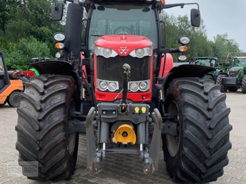 Traktor типа Massey Ferguson 7616 DYNA 6 Allrad, Gebrauchtmaschine в Bramsche (Фотография 3)