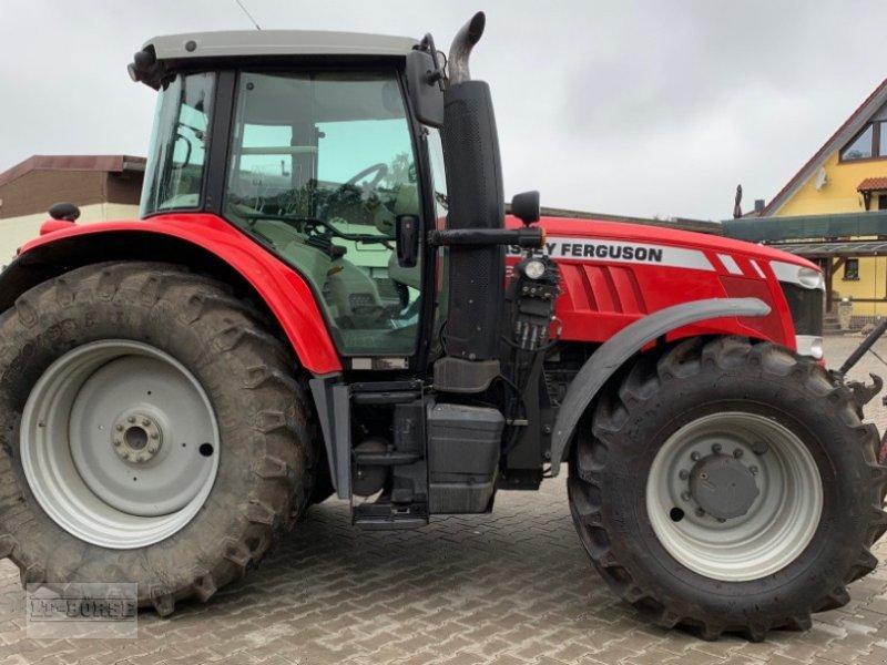 Traktor типа Massey Ferguson 7616 DYNA 6 Allrad, Gebrauchtmaschine в Bramsche (Фотография 4)