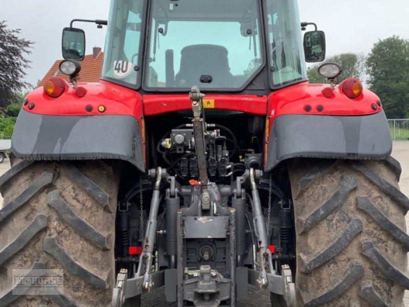 Traktor типа Massey Ferguson 7616 DYNA 6 Allrad, Gebrauchtmaschine в Bramsche (Фотография 6)