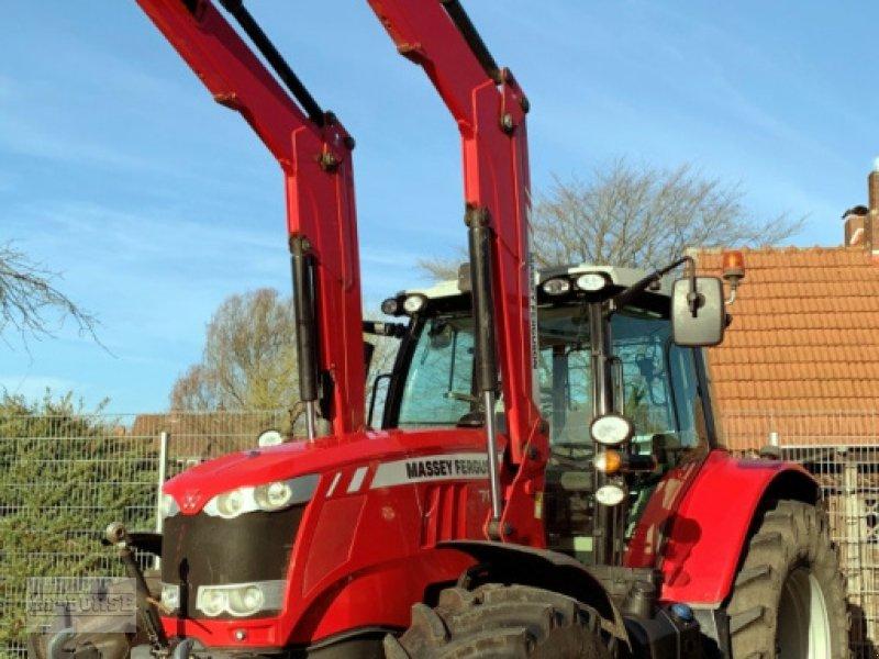 Traktor des Typs Massey Ferguson 7616 DYNA 6, Gebrauchtmaschine in Bramsche (Bild 1)