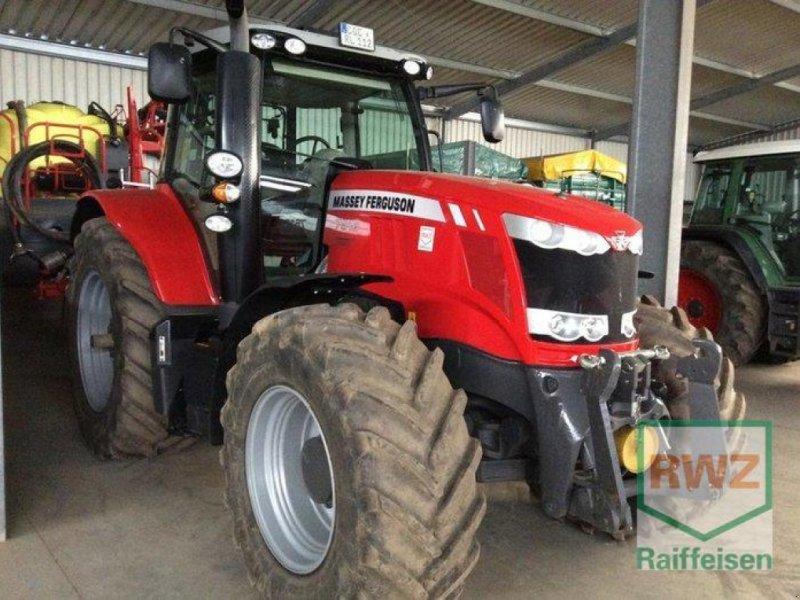 Traktor des Typs Massey Ferguson 7616 Dyna-VT, Gebrauchtmaschine in Kruft (Bild 1)