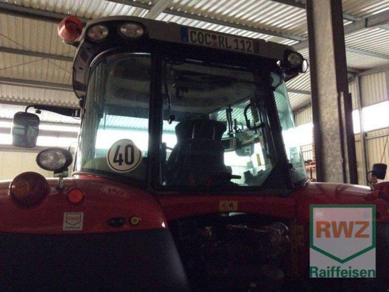 Traktor des Typs Massey Ferguson 7616 Dyna-VT, Gebrauchtmaschine in Kruft (Bild 2)