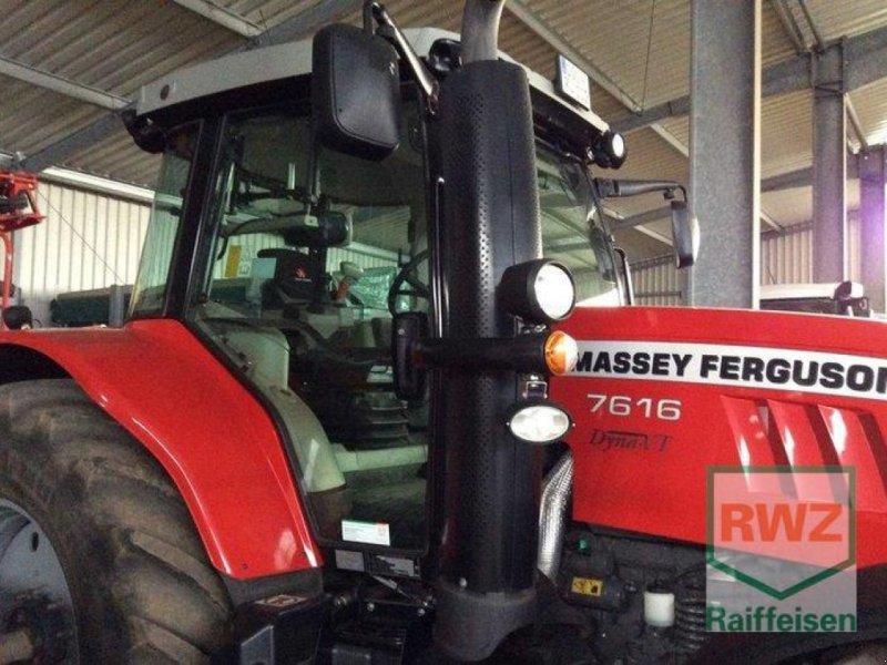 Traktor des Typs Massey Ferguson 7616 Dyna-VT, Gebrauchtmaschine in Kruft (Bild 11)