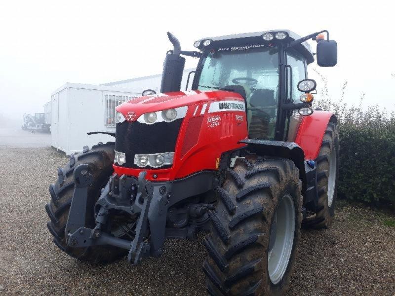 Traktor a típus Massey Ferguson 7616, Gebrauchtmaschine ekkor: MANINGHEM (Kép 1)
