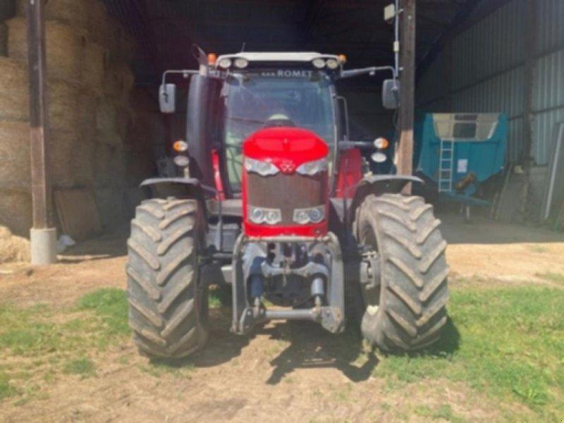 Traktor типа Massey Ferguson 7616d6ef, Gebrauchtmaschine в GENNES-SUR-GLAIZE (Фотография 1)