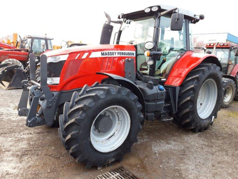 Traktor des Typs Massey Ferguson 7618 D 6 EFFICIENT, Gebrauchtmaschine in BRAS SUR MEUSE (Bild 1)