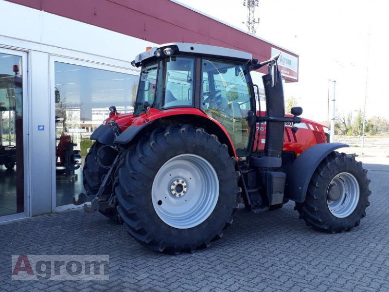 Traktor a típus Massey Ferguson 7618 Dyna 6, Gebrauchtmaschine ekkor: Harthausen (Kép 4)