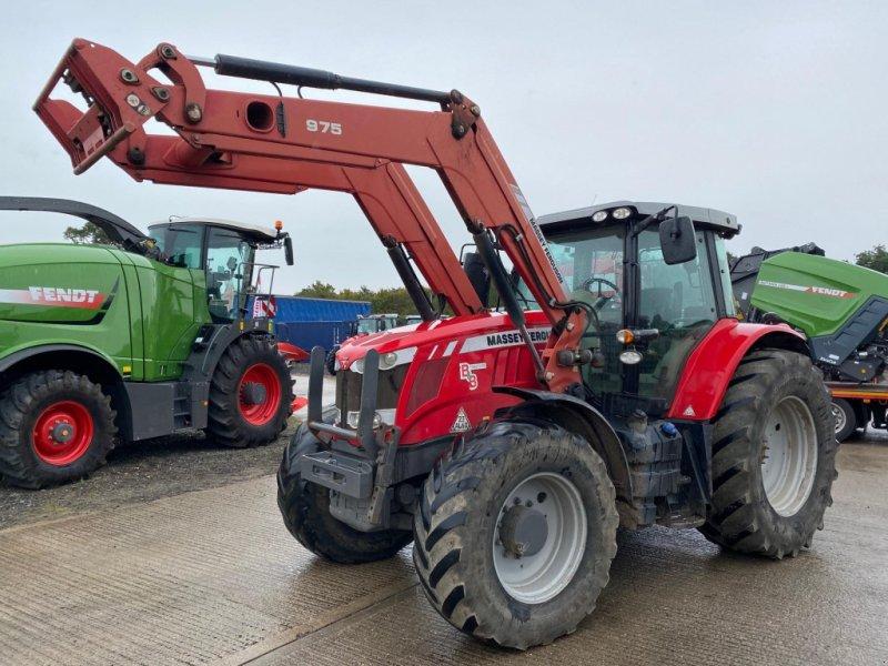Traktor typu Massey Ferguson 7618 Dyna 6, Gebrauchtmaschine w Grantham (Zdjęcie 1)