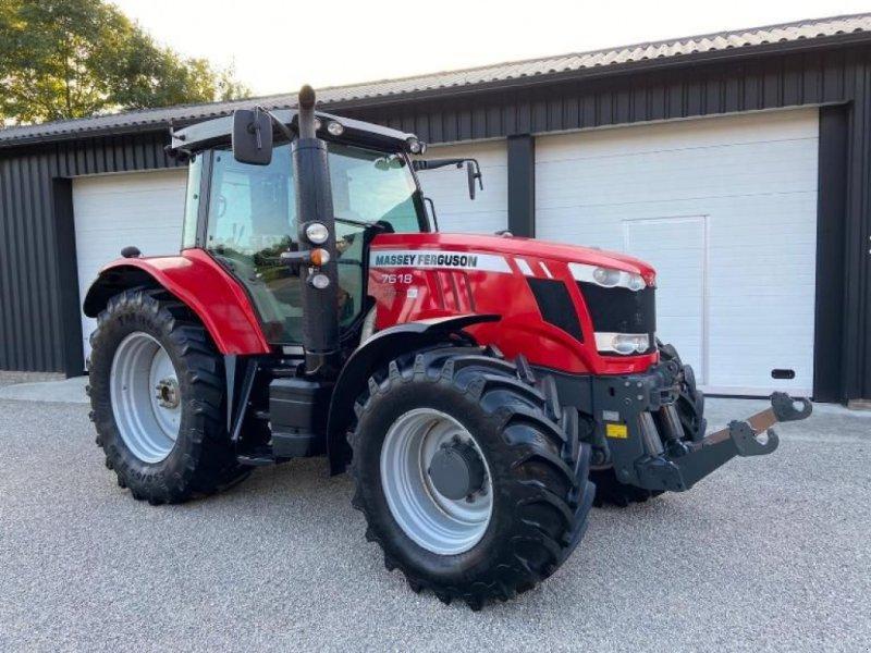 Traktor des Typs Massey Ferguson 7618 DYNA 6, Gebrauchtmaschine in Linde (dr) (Bild 1)