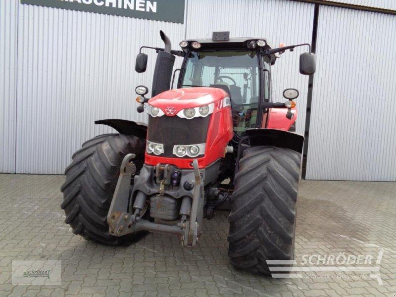 Traktor типа Massey Ferguson 7618 Dyna VT Exclusive, Gebrauchtmaschine в Ahlerstedt (Фотография 3)