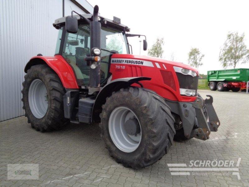 Traktor типа Massey Ferguson 7618 Dyna VT Exclusive, Gebrauchtmaschine в Ahlerstedt (Фотография 1)