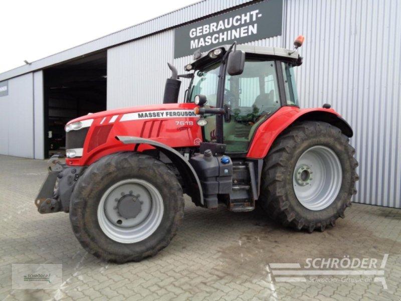 Traktor типа Massey Ferguson 7618 Dyna VT Exclusive, Gebrauchtmaschine в Ahlerstedt (Фотография 2)