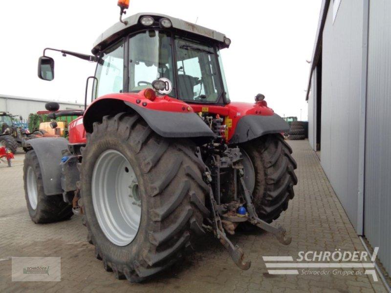 Traktor типа Massey Ferguson 7618 Dyna VT Exclusive, Gebrauchtmaschine в Ahlerstedt (Фотография 4)