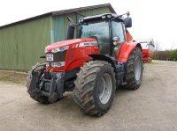 Massey Ferguson 7618 Dyna VT GPS ready affjedet foraksel og frontlift Traktor