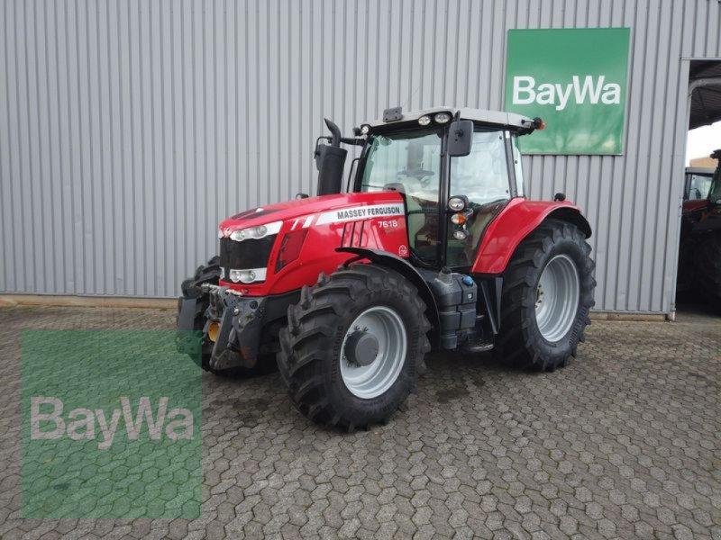 Traktor des Typs Massey Ferguson 7618 Dyna VT, Gebrauchtmaschine in Manching (Bild 1)