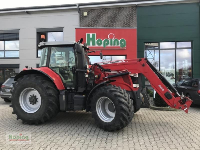 Traktor des Typs Massey Ferguson 7618 Dyna VT, Gebrauchtmaschine in Bakum (Bild 1)