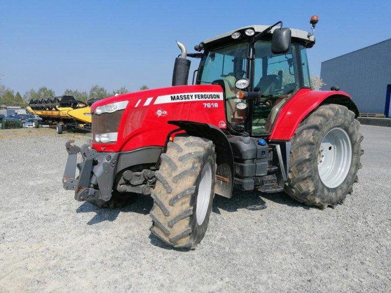 Traktor des Typs Massey Ferguson 7618, Gebrauchtmaschine in Le Horps (Bild 1)