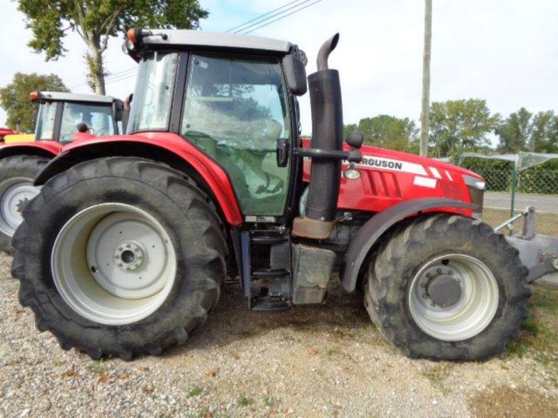 Traktor des Typs Massey Ferguson 7618, Gebrauchtmaschine in LIZAC (Bild 1)