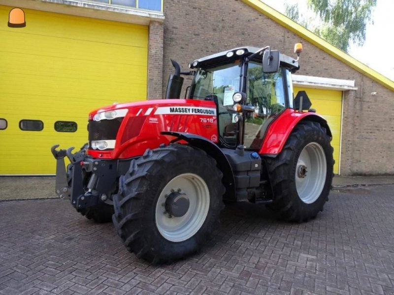 Traktor типа Massey Ferguson 7618, Gebrauchtmaschine в Zoetermeer (Фотография 1)