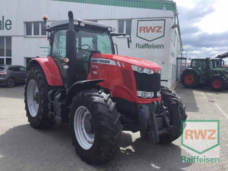 Traktor des Typs Massey Ferguson 7619 Dyna 6, Gebrauchtmaschine in Kruft (Bild 1)