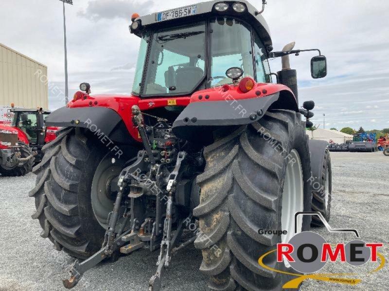 Traktor des Typs Massey Ferguson 7620 DV EX, Gebrauchtmaschine in Gennes sur glaize (Bild 1)