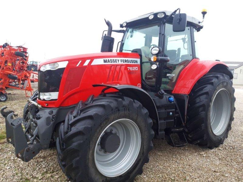 Traktor типа Massey Ferguson 7620 DVT EFFICIENT, Gebrauchtmaschine в MARBEVILLE (Фотография 1)