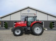 Massey Ferguson 7620 Dyna 6 EF Kun 2445 Timer Traktor