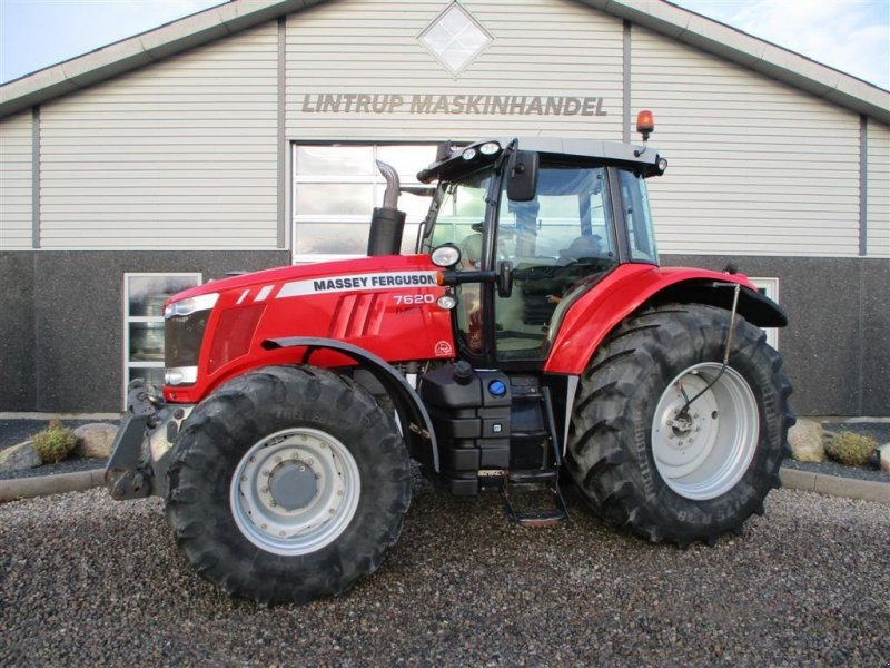 Traktor des Typs Massey Ferguson 7620 Dyna 6 EF med lufttryk justering i baghjul, Gebrauchtmaschine in Lintrup (Bild 1)