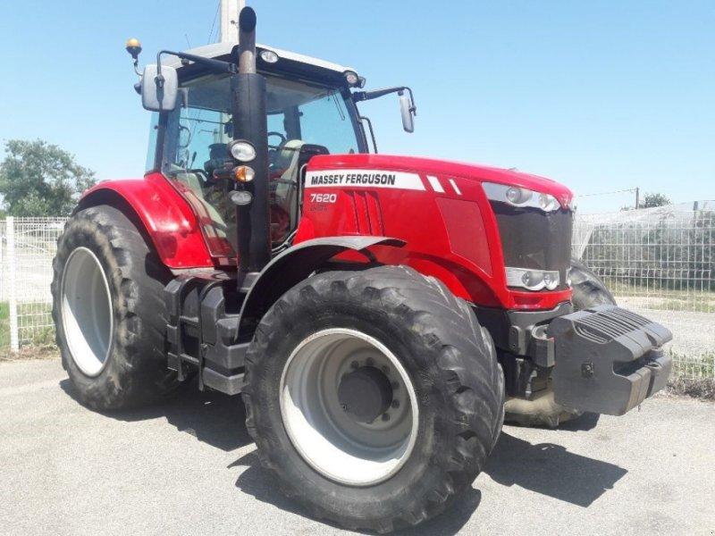 Traktor des Typs Massey Ferguson 7620 DYNA 6, Gebrauchtmaschine in Roussillon (Bild 1)