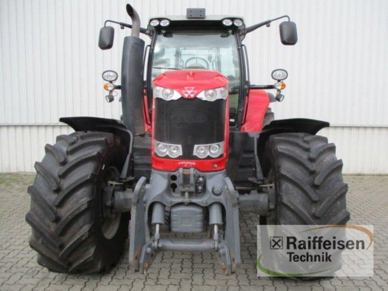 Traktor des Typs Massey Ferguson 7620 Dyna-VT E, Gebrauchtmaschine in Holle (Bild 3)